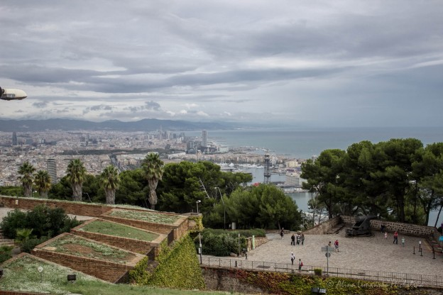 Barcelona subiektywnie – Montjuïc