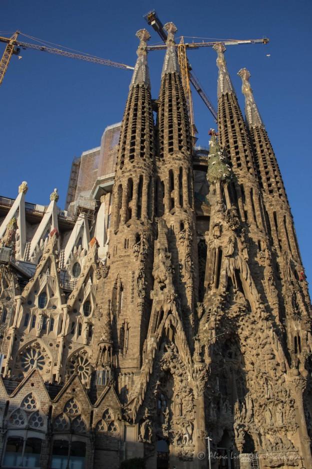 Barcelona subiektywnie – Antoni Gaudí
