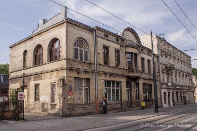 Łódź – Stare Polesie