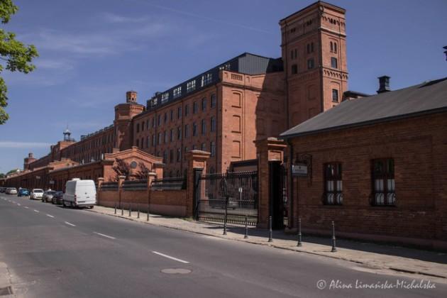 Łódź – śladem wielkich fabrykantów – Karol Scheibler