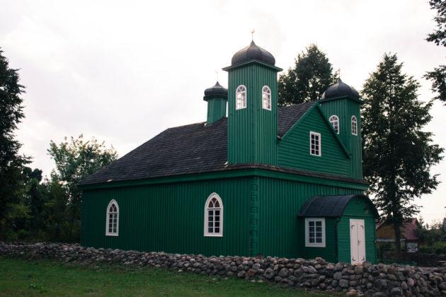 Śladem Tatarów na Podlasiu