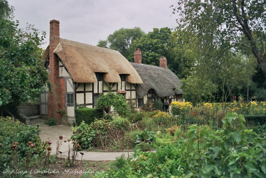 #ThrowBackThrusday: Stratford-upon-Avon, Anglia
