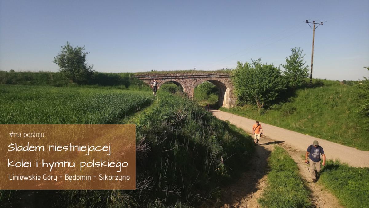 #Na postoju – śladem nieistniejącej kolei i hymnu polskiego